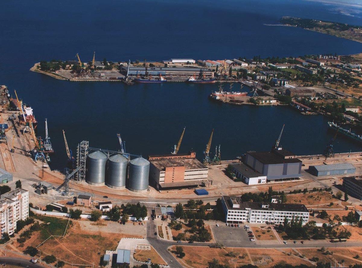 Продолжение Керченского моста: Имперский морпорт возвращает былое величие